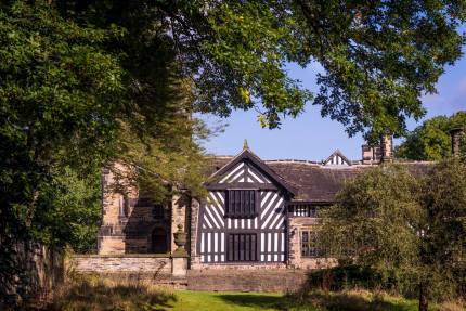 Anne Lister owned Shibden Hall, which became public property in 1933.