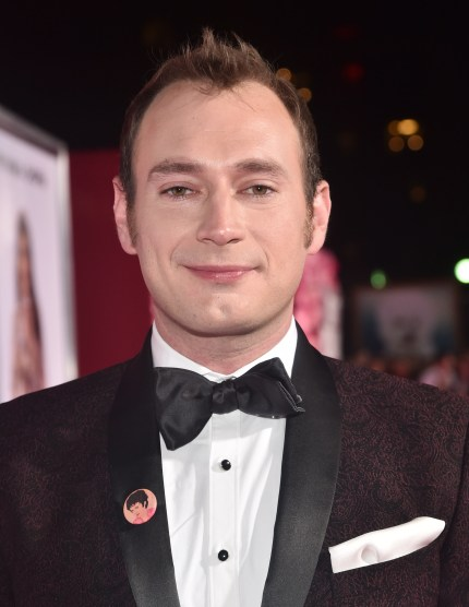 Gay actor Brandon Scott Jones plays Donny in Rebel Wilson's new film Isn't it Romantic,