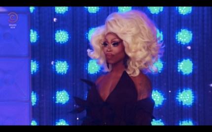 RuPaul's Drag Race finalist Monique Heart