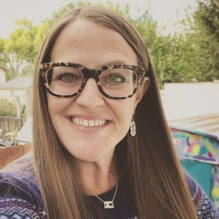 Colorado representative Daneya Esgar, who is co-sponsoring the transgender bill