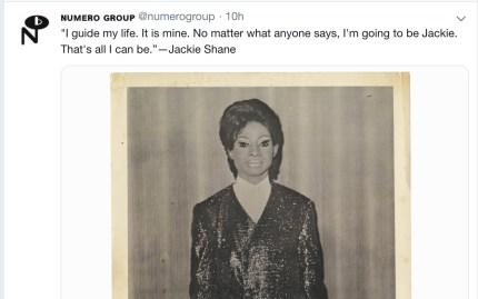 Jackie Shane was a Grammy Nominated transgender soul singer