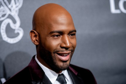 Karamo Brown attends the 2018 Angel Ball at Cipriani, Wall Street on October 22, 2018 in New York City.