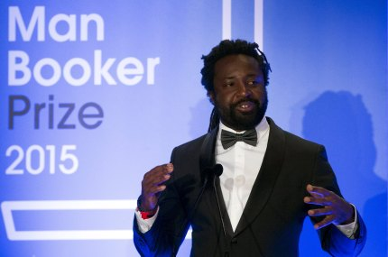 "Novelist Marlon James opened up about undergoing exorcism to ""drive out the gay."""