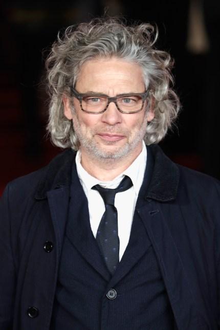 Dexter Fletcher, the director of Rocketman