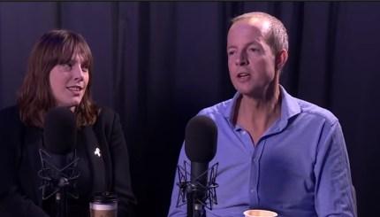 Nick Boles Jess Phillips on Channel 4 News