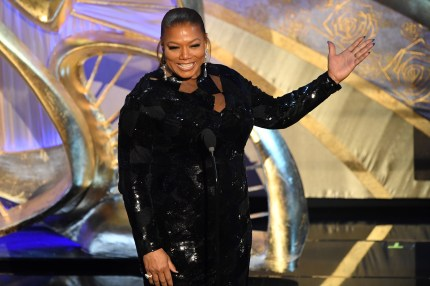 Queen Latifa who believes Jussie Smollett