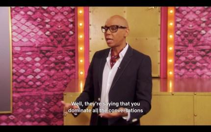 RuPaul returns for it's second episode.