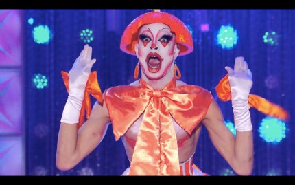 Drag Race Season 11 queen Yvie Oddly.