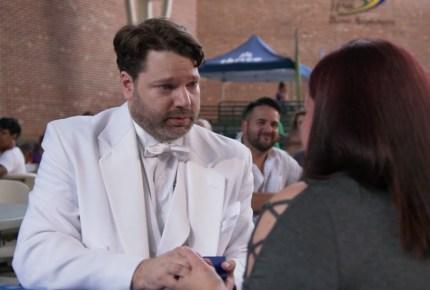 William Mahnken proposing to girlfriend Queer Eye season 2 episode 2