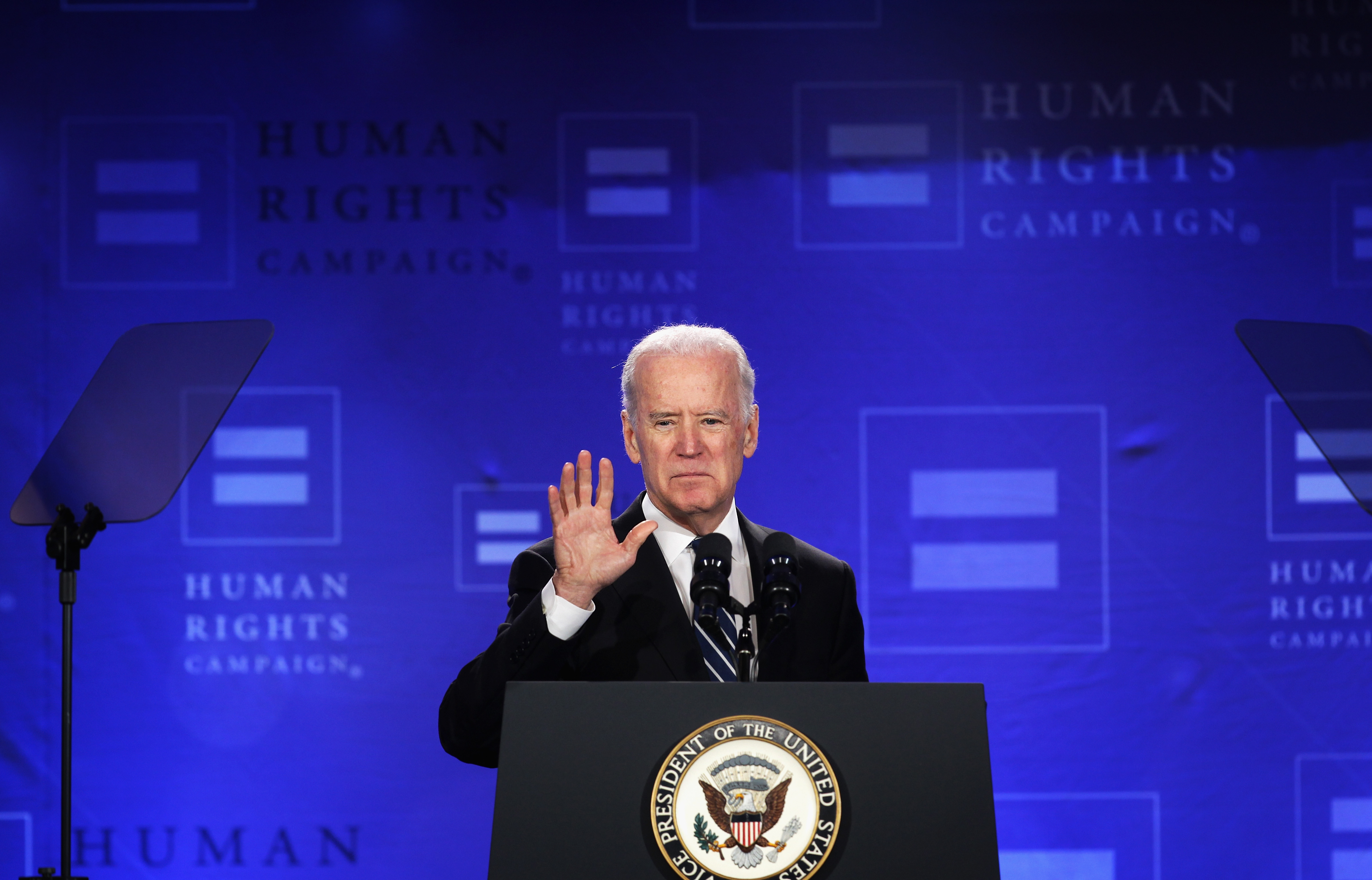 Biden abruptly drops support for 'discriminatory' abortion rule