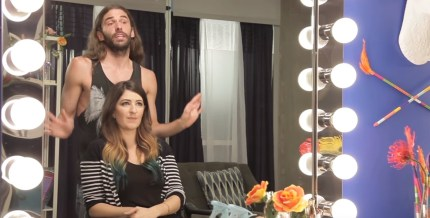 Jonathan Van Ness on Gay of Thrones with guest D'Arcy Carden