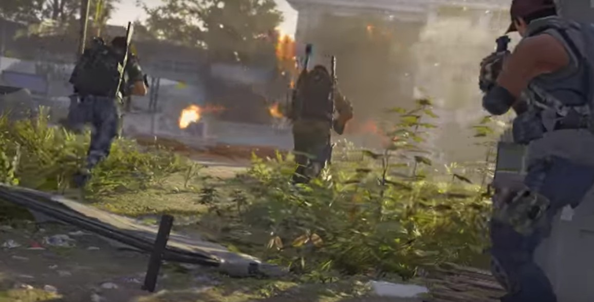 Ubisoft Issue Apology for The Division 2 Homophobic Slur