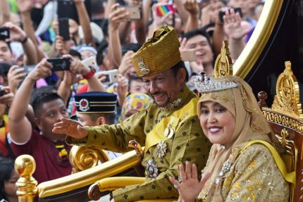 Brunei claims anti-gay law is intended to 'prevent' rather than punish