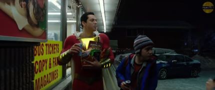 Shazam! character revealed to be gay