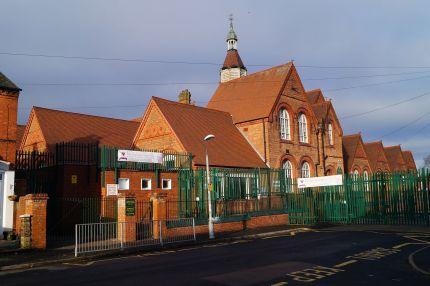 Anderton Park Primary School in Birmingham.