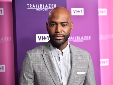 Karamo Brown attends VH1 Trailblazer Honors 2018 at The Cathedral of St. John the Divine on June 21, 2018 in New York City.