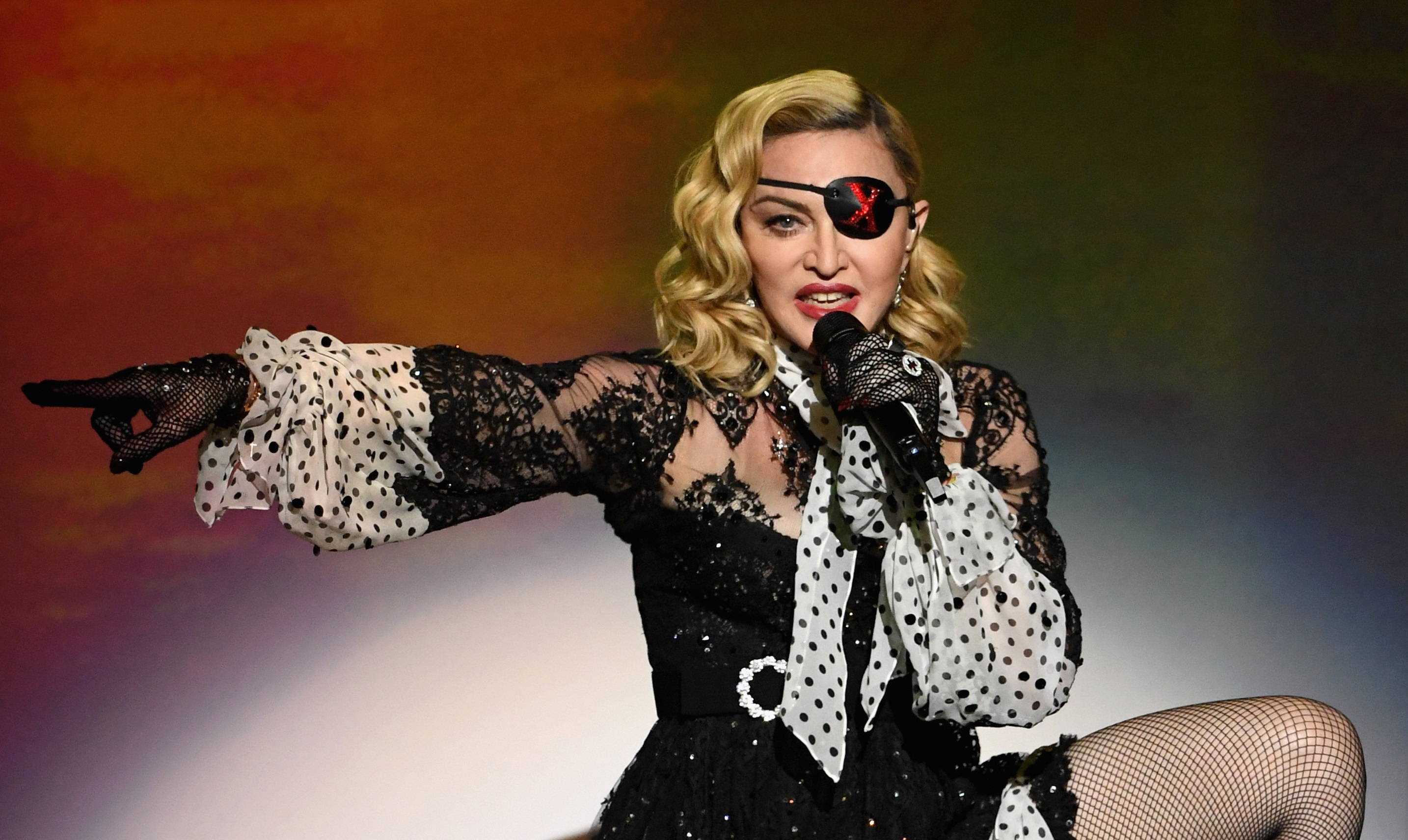 Madonna Cleared to Perform Two Songs at Eurovision in Tel Aviv
