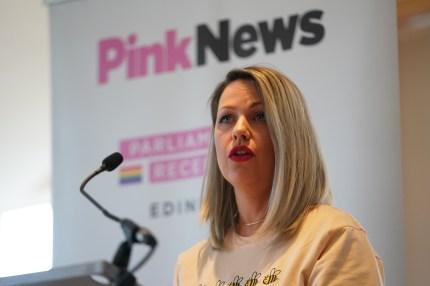 PinkNews summer reception Edinburgh 2019