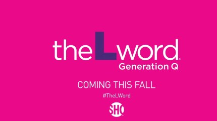 The L Word: Generation Q is set to air in 2019