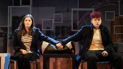 Rotterdam has been well-received by critics and audiences. (Helen Maybanks/Hartshorn-Hook Productions)