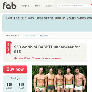 Fab.com has closed after it tried to be both a gay Facebook and later a gay Groupon