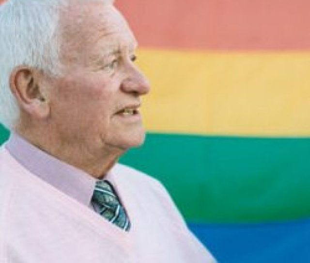 The Care Of Lgb Older People Is A Growing Issue
