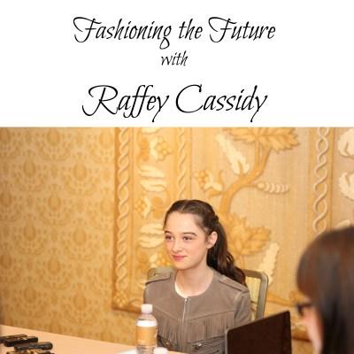 Raffey Cassidy: Fashioning the Future of #Tomorrowland ~ #TomorrowlandEvent