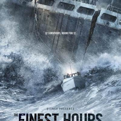 Disney Presents THE FINEST HOURS ~ in theaters January 2016