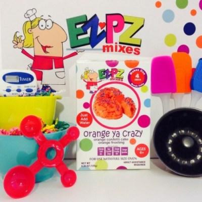 EZPZ Baking Mixes Giveaway {US | Ends 12/30}