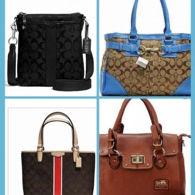 Coach Handbag Giveaway {WW | Ends 05/29}