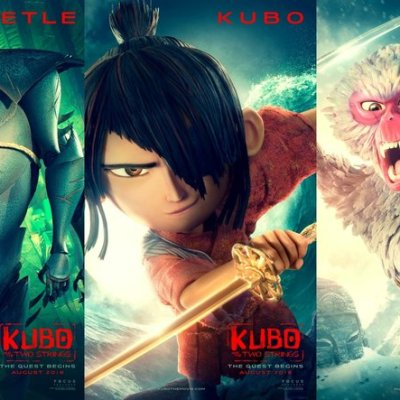 Kubo and the Two Strings ~ EXCLUSIVE INTERVIEW: Art Parkinson, Charlize Theron, & Matthew McConaughey  #KuboMovie