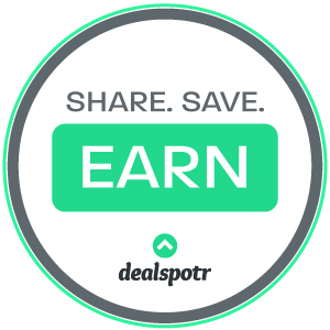 Dealspotr ~ Your Awesome source for Coupon Codes and Great Deals