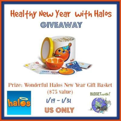 Wonderful Halos Giveaway {US | Ends 01/31}