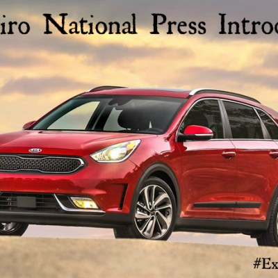 2017 Kia Niro … There's a New Hybrid in Town