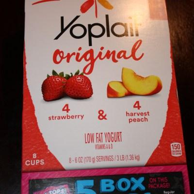 Growing up with Yoplait Yogurt