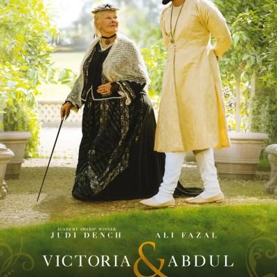 VICTORIA & ABDUL ~ Official Poster & Trailer