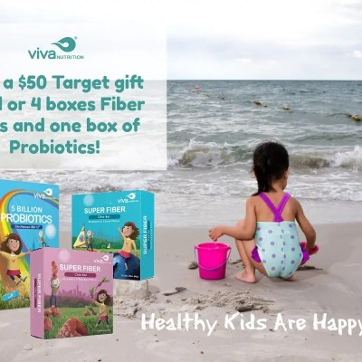 Get them Healthy for Back to School with vivaNUTRITION