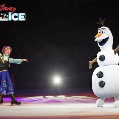 Reach for the Stars ~ Disney On Ice