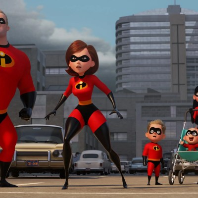 INCREDIBLES 2 – Coloring Pages and MORE!