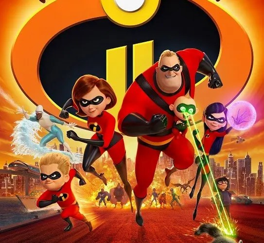 Incredibles 2 ~ In Theaters Now