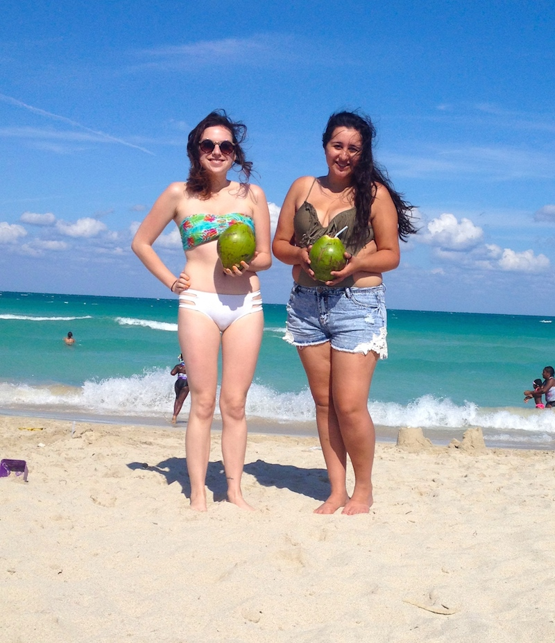 How an International Student Does Spring Break Miami