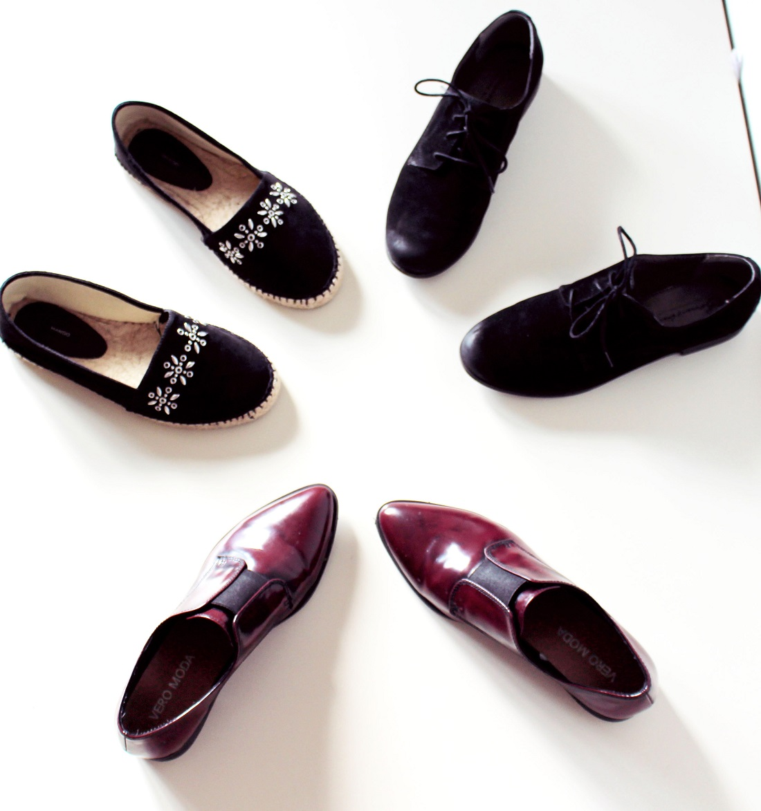 my shoes -