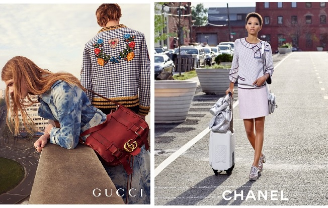 Gucci-Chanel