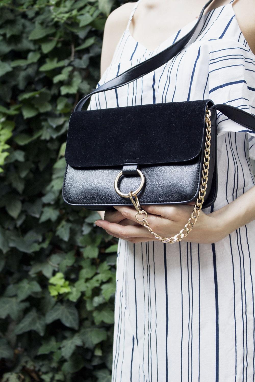 Black Faye bag