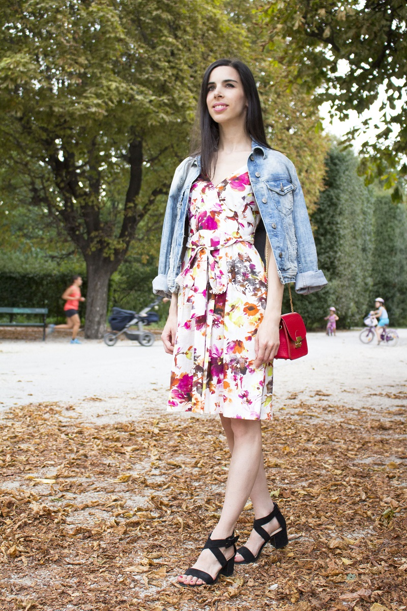 16-flower-dress-jeans-jacket