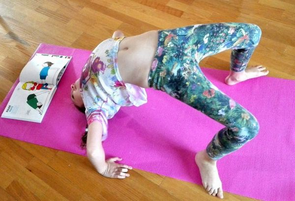keira yoga