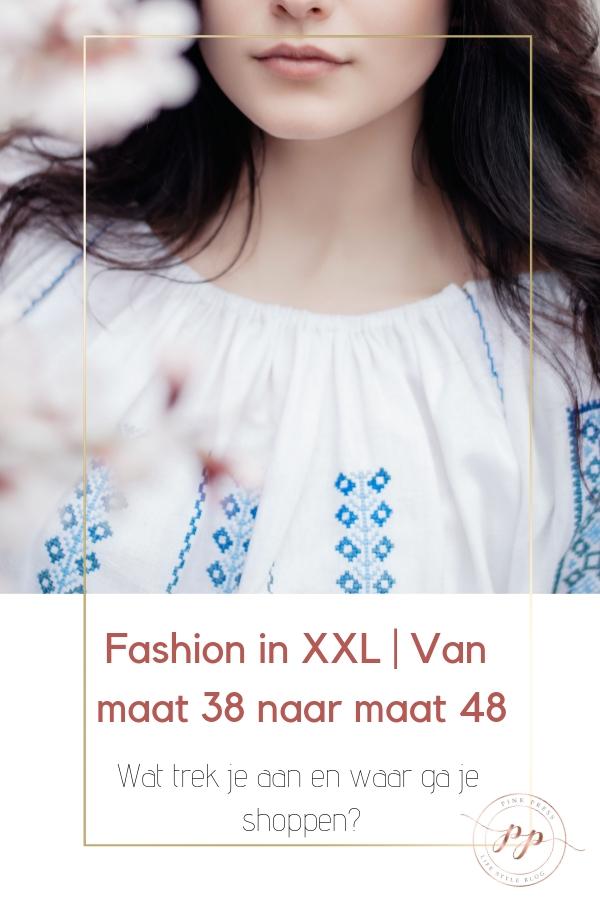 Fashion in XXL curvy vrouw Van maat 38 naar maat 48 - Fashion in XXL | Van maat 38 naar maat 48