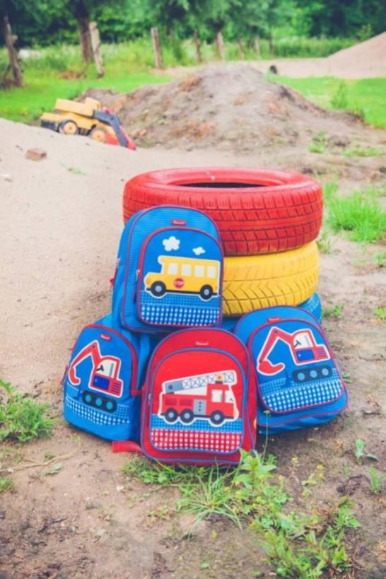 Fire Fighter collectie - WINACTIE! Wij zijn verliefd op de Kidzroom tassen