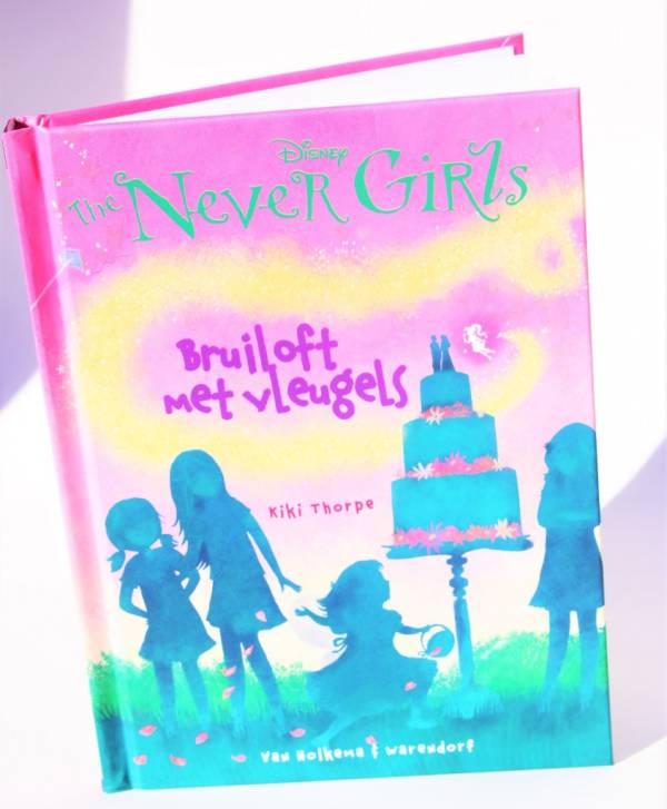 nevergirls 1 - The never girls: bruiloft met vleugels review + winactie