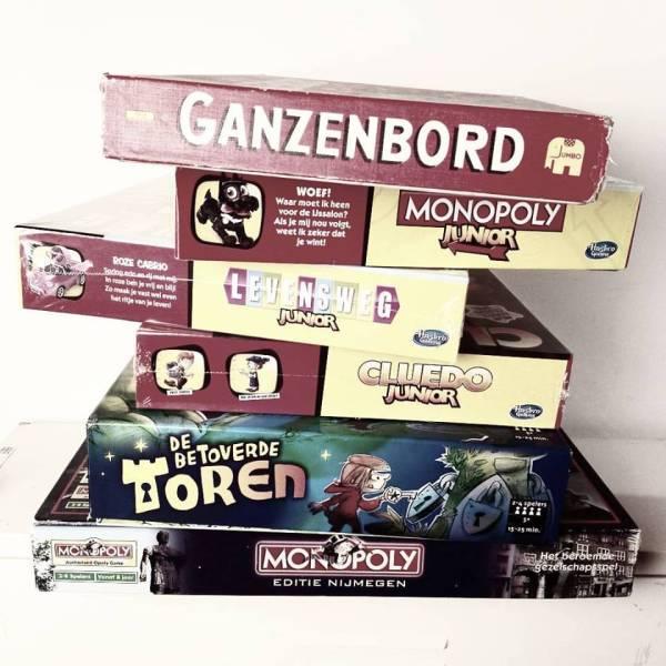 spelletjes - Kneuterige bordspelletjes